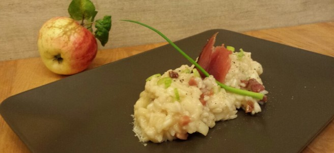 apfelrisotto