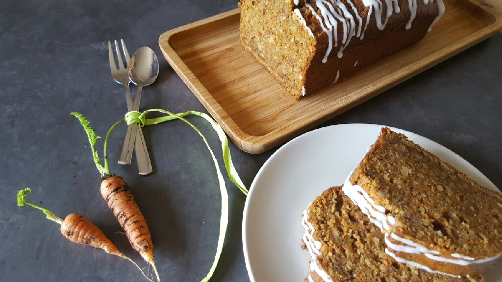 Carrot Cake - Schlemmerkatze